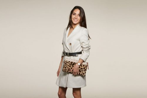 Bolso Animal Print Leopardo